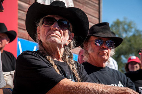 Willie Nelson and Neil Young Play Sold-Out Concert Protesting Keystone XL Pipeline | Native America | Scoop.it