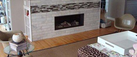 Gas fireplace insert | Lindemann Chimney Service | Scoop.it