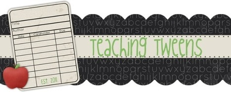 Teaching Tweens: Middle School Blogs--Link Party Edition | Blogging with students | Scoop.it