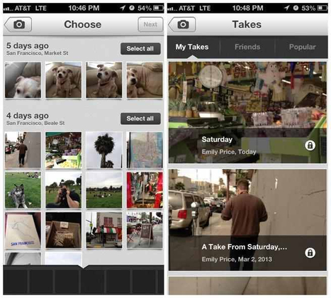 Hands-On With SXSW 2013's Best Apps | Creation News | Scoop.it