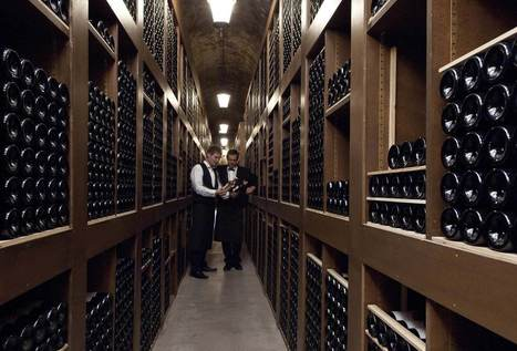 The Legendary #Wine Cellar Hidden Beneath Monte Carlo | Le Vin en Grand - Vivez en Grand ! www.vinengrand.com | Scoop.it