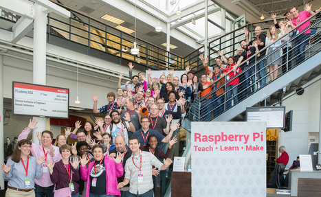 Picademy - Free Professional Development from Raspberry Pi | COMPUTATIONAL THINKING and CYBERLEARNING | Scoop.it