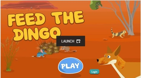 Feed the Dingo: An Ecosystem Game | Science | Prendi eLearning Mathematics & Science | Scoop.it