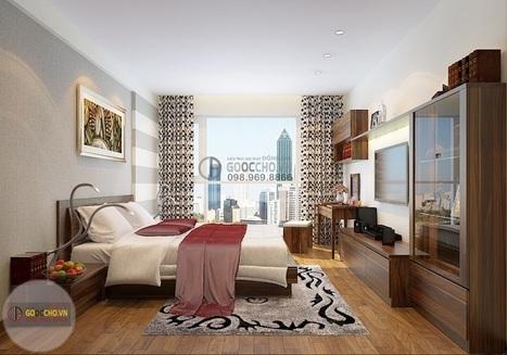Gợi ý cách chọn đèn cho phòng ngủ lãng mạn hiện đại | Royal City | Thiết kế nội thất chung cư RoyalCity | Scoop.it