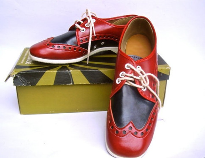 Women's Bowling Shoes by ReUnited on Etsy | Kitsch | Scoop.it