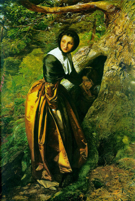 Life and Paintings of John Everett Millais (1829 - 1896) | About Art & Creativity | Scoop.it
