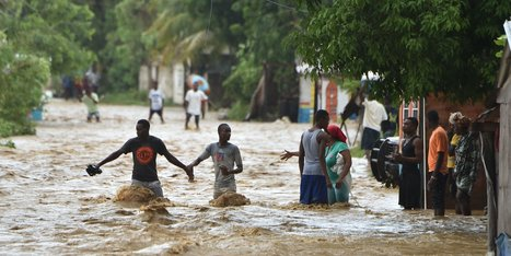Hurricane Matthew Is Breaking One Especially Scary Record | EM 451 Disaster Planning | Scoop.it
