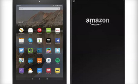 "Se filtra el nuevo tablet de 10"" de Amazon 