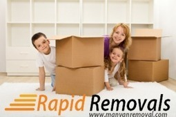 Hire professional Man and Van Teams and Target a Hassle free Removal | Rapid Removals | Scoop.it