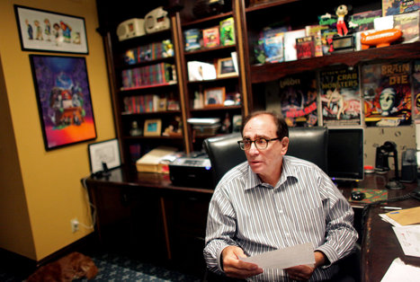 R. L. Stine Writes Books and Reads Mail on Sundays | Reading and Writing | Scoop.it