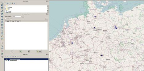 Geocoding in GIS: ArcGIS, QGIS, Leaflet - Digital Geography | Everything is related to everything else | Scoop.it