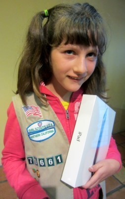 Teira Has Her iPad And Her Voice Back – November 17, 2012 - Arcata Eye | iPads in Education Daily | Scoop.it