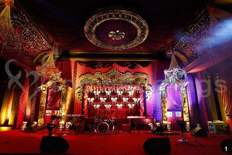 India's Best Contemporary Wedding Planners - FNP Weddings   Contemporary Wedding   Scoop.it
