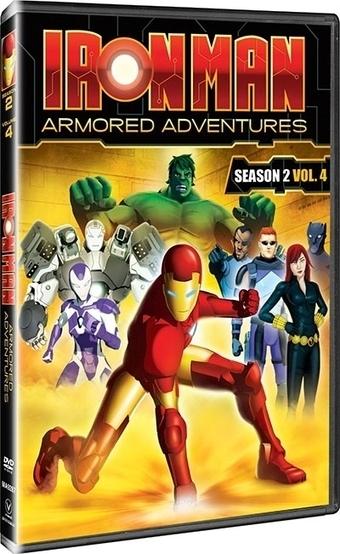 JUSTPRESSPLAY.COM | Iron Man: Armored Adventures | Iron Man Armored Adventures | Scoop.it
