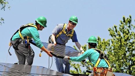 Utilities seek to destroy rooftop solar in California   Sustainability Science   Scoop.it