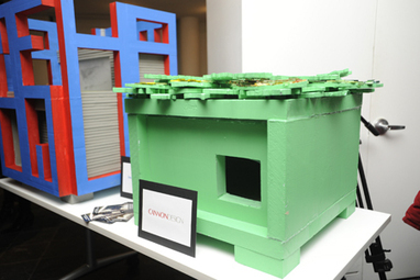 Catsparella: Architects For Animals Project Showcases Hip Housing For NYC's Feral Cats | NYC's Animals | Scoop.it