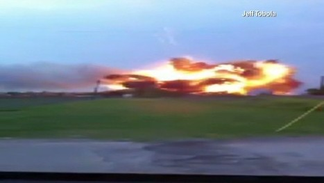 Newly released video shows moment of deadly West, Texas, blast | Winning The Internet | Scoop.it