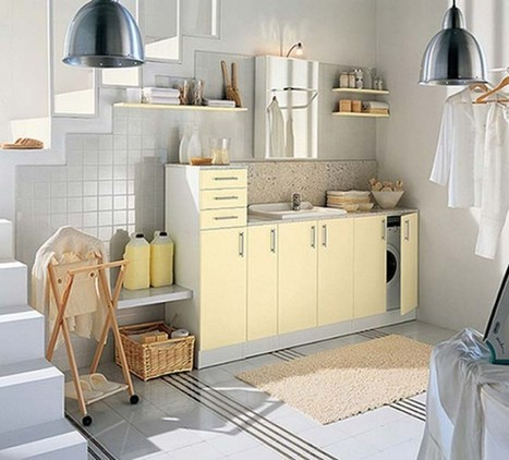 Laundry Room Storage Ideas | Home & Office Organization | Scoop.it