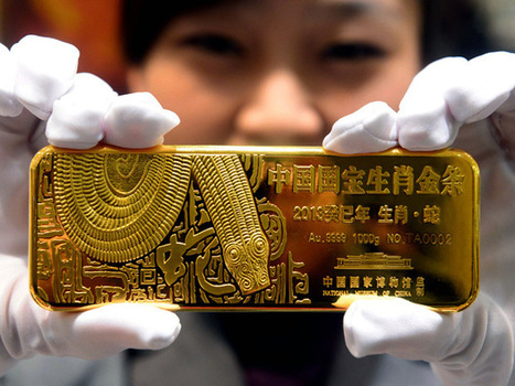 China Q1 Gold consumption edges up to 322.99 tons: CGA | Gold and What Moves it. | Scoop.it