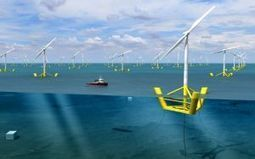 The Race is On: Floating Offshore Wind Energy Will Plummet in Cost | Business as an Agent of World Benefit | Scoop.it
