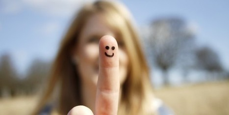 Become A Happy Person   self-confidence   Scoop.it