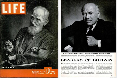 Leaders of Britain, 1944   Photography Now   Scoop.it
