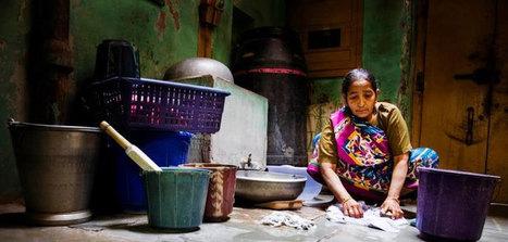 Experta asevera que el trabajo doméstico condena a las mujeres a la pobreza | Genera Igualdad | Scoop.it