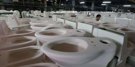 Pourquoi est-il urgent d'inventer les toilettes du futur? | STI2D_bertrand | Scoop.it