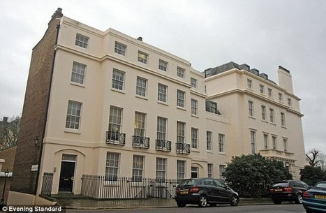 Will this be London's most extravagant property? Tycoon buys seven Regent's Park houses to create £200m 'supermansion' complete with underground leisure complex | Construction Industry | Scoop.it