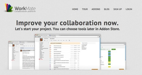 @WorkMateApp | Simple Agile Project Management and Team Collaboration Platform | Emerging Digital Workflows [ @zbutcher ] | Scoop.it