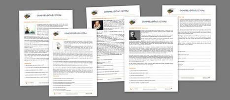 Recursos para el aula: Fichas de comprensión lectora - El Portal de Educapeques | Edu-Recursos 2.0 | Scoop.it