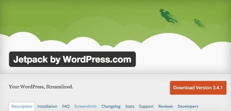 5 Plugins Incontournables Quand on Lance un Blog Wordpress | Emarketinglicious | Boite à outils E-marketing | Scoop.it