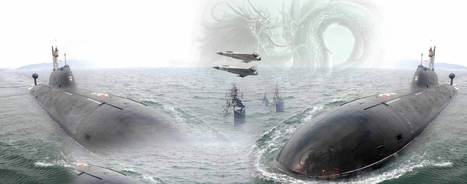 Challenging the dragon at sea by 2030 | Chinese Cyber Code Conflict | Scoop.it