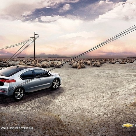 Chevrolet Outdoor Advertising | ADMAREEQ - Quality Marketing and Advertising Campaigns Blog | Marketing&Advertising | Scoop.it