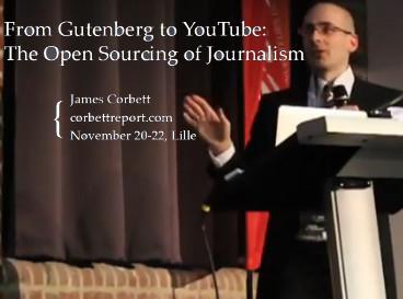 Du journalisme au journalisme open source   DocPresseESJ   Scoop.it