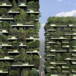 Modern Treehouses: A Vertical Forest in Milan - SPIEGEL ONLINE | Vertical Farm - Food Factory | Scoop.it