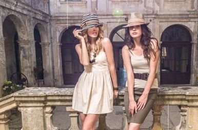 Ferruccio Vecchi Hats Spring Summer 2015 | Le Marche & Fashion | Scoop.it