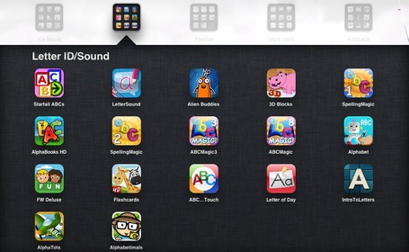 More Apps for Letter ID/Sounds | Tech in Kindergarten | Scoop.it