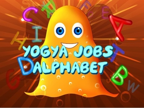 Alphabet Learning Games for Kids - Yogyaland | Activities for Kids | Scoop.it
