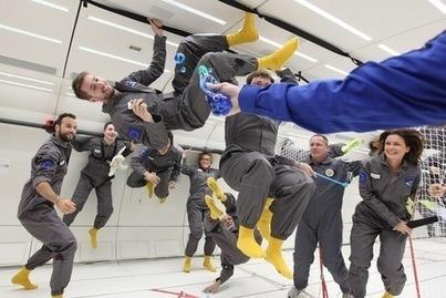 Novespace organise des vols en apesanteur pour financer des missions scientifiques | Vous avez dit Innovation ? | Scoop.it