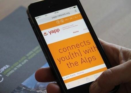 Une plate-forme en ligne renforce la participation des jeunes dans les Alpes   web@home    web-academy   Scoop.it