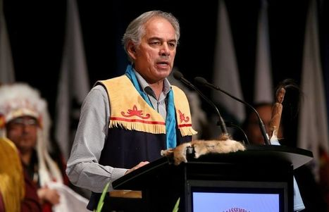Coup de barre historique pour les autochtones | Archivance - Miscellanées | Scoop.it