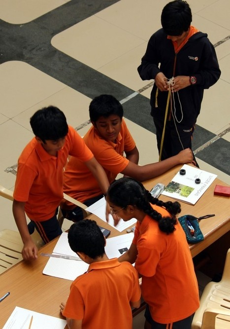 Inventure Academt Students at 2nd Edition of the Prize of the Apprentice Scientist science competition | School | Scoop.it