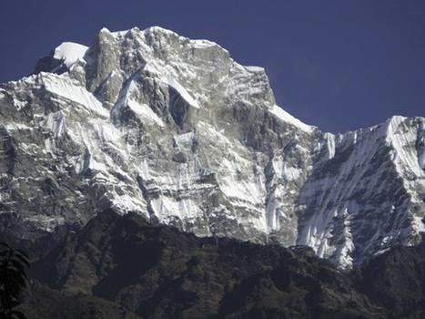 Gaurishankar : superbe ouverture en style alpin pour 4 guides français au Népal | Randonnée et de l'escalade. | Scoop.it