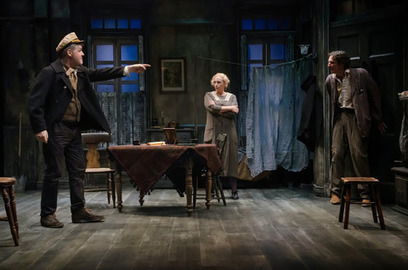 Juno and the Paycock at the Irish Repertory Theatre: An interview with J ... - World Socialist Web Site | The Irish Literary Times | Scoop.it