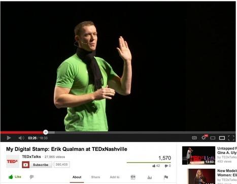 TEDx, Digital Stamp, Digital Leadership | Socialnomics | Digital Leadership | Scoop.it