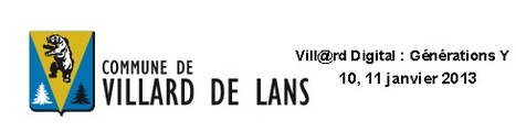 Villard de lans Digital : Accueil, Générations Y | Digital Natives or a new way of relationship and learning | Scoop.it