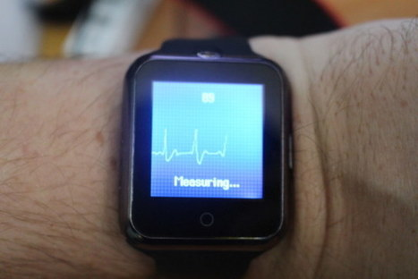 No.1 D3 Smartwatch (Mediatek MT6261) Review | Embedded Systems News | Scoop.it