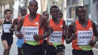 Turin Marathon: festa kenyana Cherop da record, Straneo terza | tmt | Scoop.it
