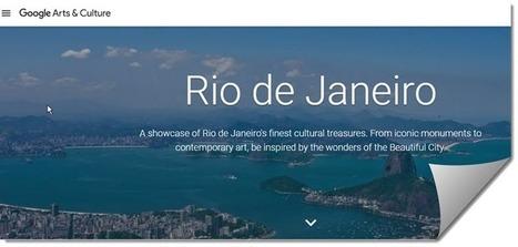 Google lanza una colección online con exposiciones y vistas panorámicas de Río de Janeiro | Recull diari | Scoop.it